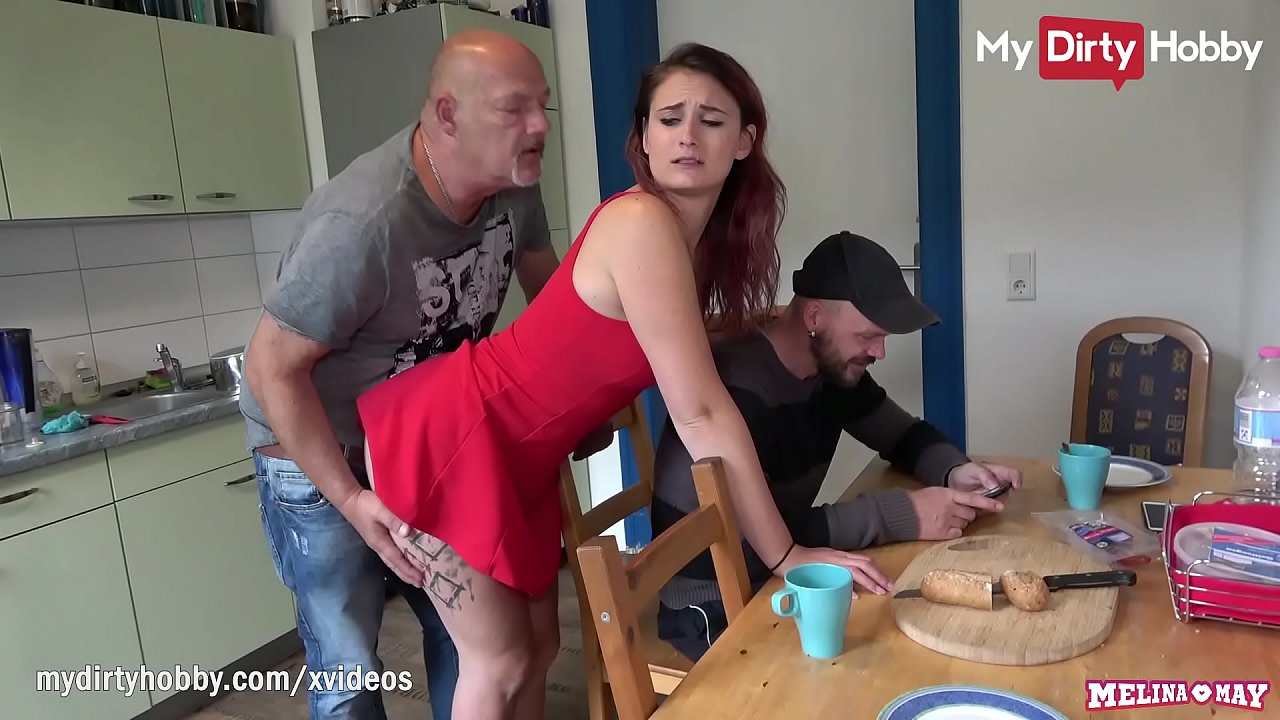 Cheating Wife Husband Joins