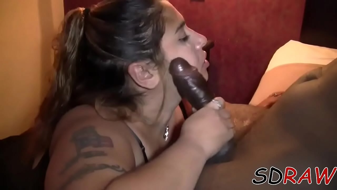 Amateur Latina Cant Take Bbc