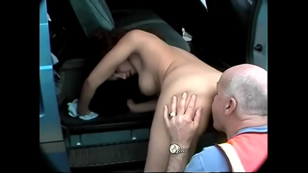 Curly Haired Woman Had To Fuck Because She Got The Way