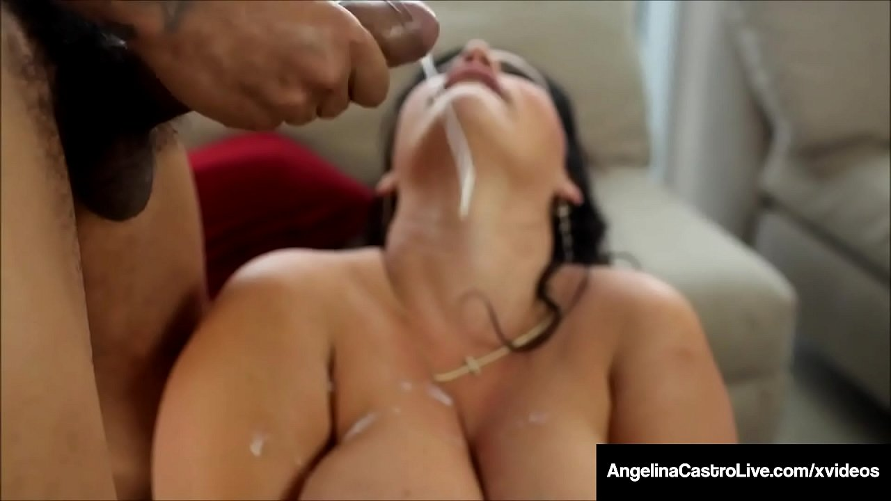 Huge Titty Latina Angelina Castro Dark Dicked By Latino Cock 10 min 1080p