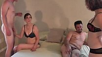 Amateur first time swin...