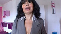 FRENCH amateur Mature s...
