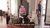 Babes - Step Mom Lesson...