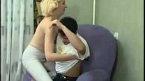 Horny Russian wife love...