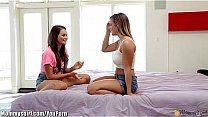 mom joins daughter and ...