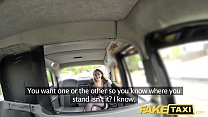 Fake Taxi Hot babe in h...