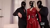 Latex Lucy Mystery Mask...