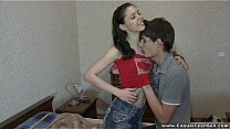 Casual Teen Sex - She l...