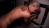 Milf Visits Glory Hole ...