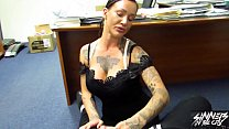 Your boss chantelle fox...