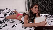 August Ames and Abella ...