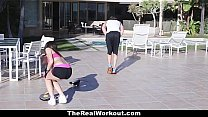TheRealWorkout - Horny ...