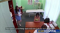 Hot teen Coco gets her ...