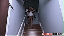 Trained Sex Slave Get H...