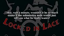 Locked In Lace - Forced...