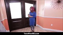 Virgin Muslim Teen With...