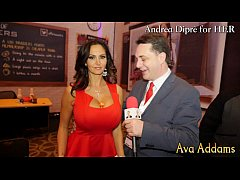 HD Ava Addams plays with her boobs for Andrea Diprè