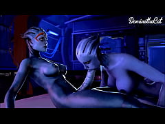 Mass Effect - Samara - Full Compilation GIF