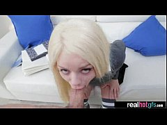 Sex Tape With Amateur Naughty Hot Real GF (elsa jean) vid-13