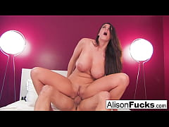 Alison Tyler gets her pussy pounded