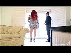 Clip sex Redhead PAWG Marcy Diamond Fucks Young Stud
