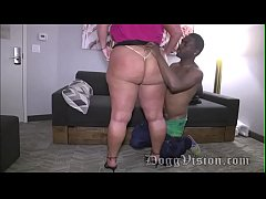 Married Secretary Squirts for...