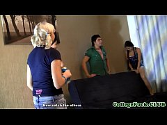 thumb euro college  babes fucked in coed dorm orgy