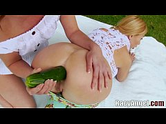 Alysa vs Isabella Clark Anal Gaping to Extreme Lesbian Collection