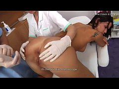 Just an everyday normal Gyno visit.. actress: Satin Bloom