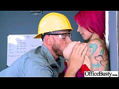 Hot Sex Action In Office With Nasty Hot Bigtits Girl clip-03