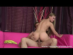 Teens Analyzed - Two rounds of anal-porn Emma t...