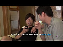 Perfect Japanese blow job with Suzu Ichinose