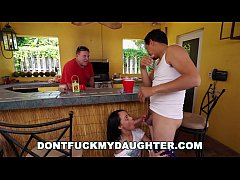 thumb don t fuck my daughter   teen holly hendrix has anal fun dad s friend