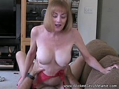Creampie For My Mommy