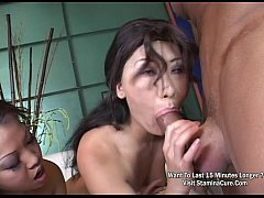 Perfect Asian Threesome with Jasmine Leih