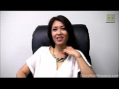 Asian Milf Gloryhole Interview...