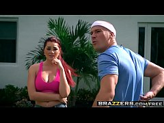 Brazzers - Dirty Masseur - An Athletes Touch scene starring Skyla Novea and Sean Lawless
