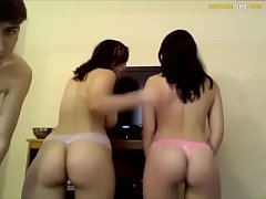 best webcam threesome  scene 1