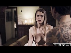 PURE TABOO Step-Brother Catches His Step-Sis Fu...
