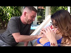 My Neighbor Rubs My Wife Down With Oil Before F...
