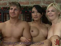 Tranny and couple made...