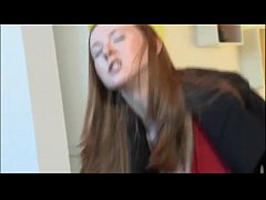 Incredible Redhead Enjoys Fully...