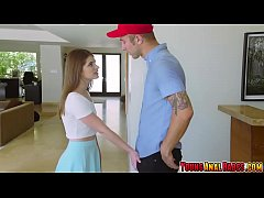 Anal Sex With The Repair Man starring Alice March
