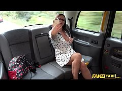 Fake Taxi Alys Gaps Fucks Her Driver To Make He...