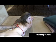 Naughty Milf Sara Jay Gives Rome Major Best Int...