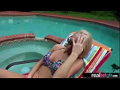 (kenzie taylor) Hard Scene With Amateur Real GF video-17