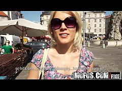 Public Pick Ups - At The Market starring  Catherine