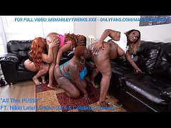 Clip sex MARLEY MOORE & THE EPIC ALL GIRL ORGY