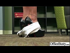 (jaclyn taylor) Hard Worker Girl With Round Big Boobs Get Banged In Office mov-17