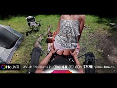 HoliVR   Covert Picnic Busty Hot Blonde Fucked ...